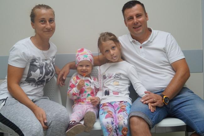 Rodzina Państwa Leśniewskich