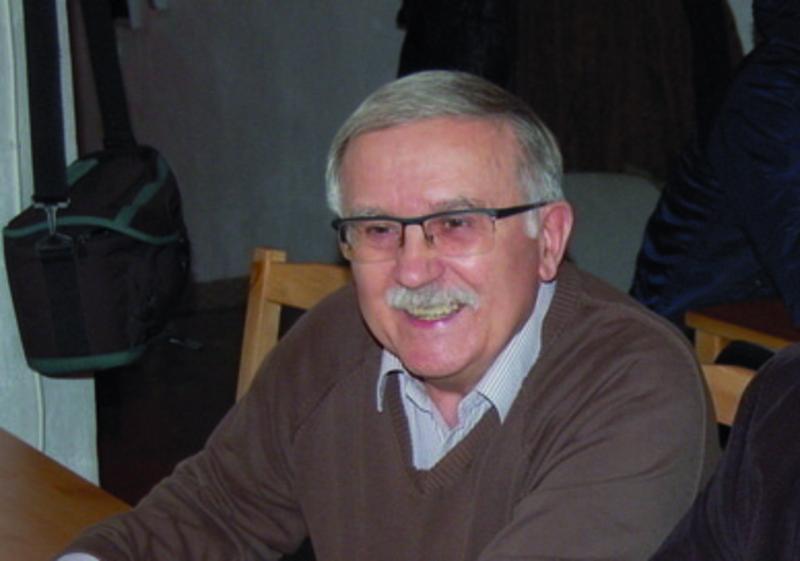 """Andrzej Kicman, współtworzył """"Solidarność"""" w Legionowie, samorządowiec, prezydent miasta Legionowo w latach 1990 - 2002."""