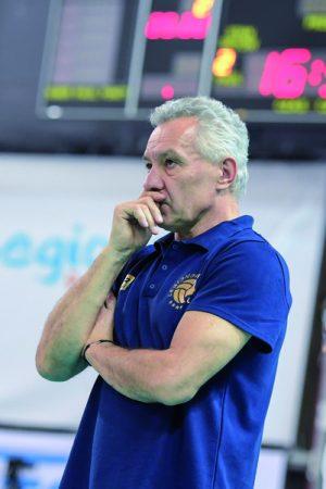 Trener Wojciech Lalek Fot. fotoMiD