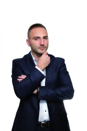 Piotr Płaciszewski, opozycyjny radny powiatu legionowskiego