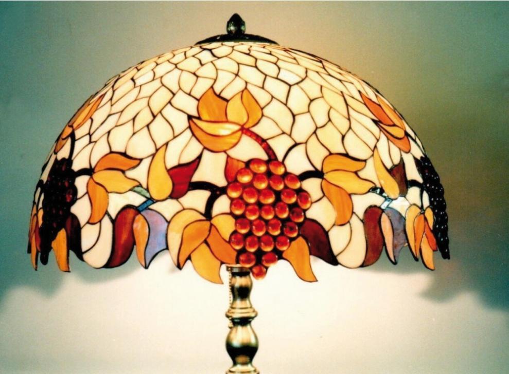 Lampa autorstwa Andrzeja Bochacza