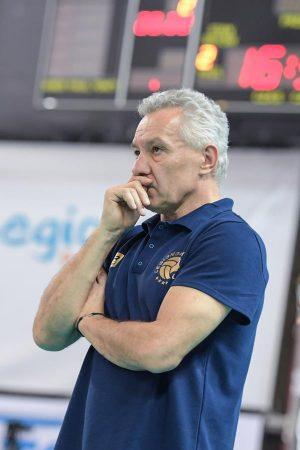 W ciągu siedmiu lat pracy w Legionowie trener Wojciech Lalek zdobył już z trzema młodzieżowymi zespołami Legionovii  sześć medali Fot. fotoMiD