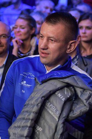 Legionowo Boxing Night Krzysztof Zimnoch Posadził Weterana